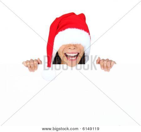 Funny Christmas Sign