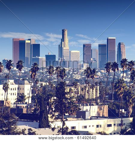 City of Los Angeles, California, USA