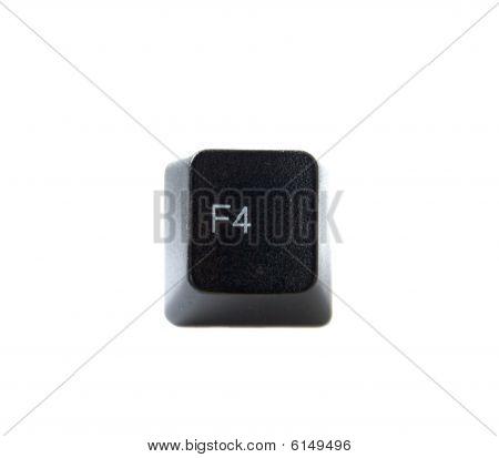 Keyboard F4 Key