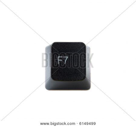 Keyboard F7 Key