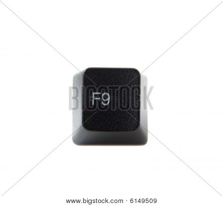 Keyboard F9 Key