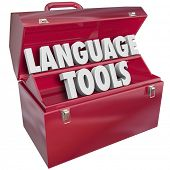 picture of dialect  - Language Tools Words Toolbox Education Skills - JPG