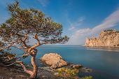 image of crimea  - Rocky of  - JPG