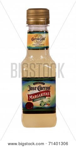 Bottle Of Jose Cuervo Margarita
