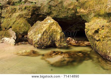Five Holes Cave Entrance