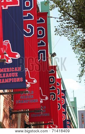 Historic Fenway Park,Boston Red Sox, Boston,Mass,USA, August 18,2014
