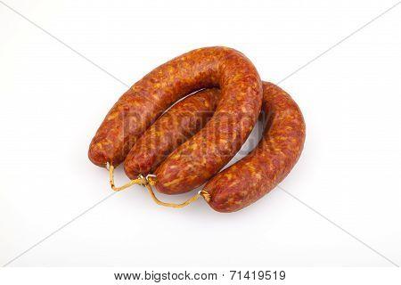 Knackwurst - German Sausage