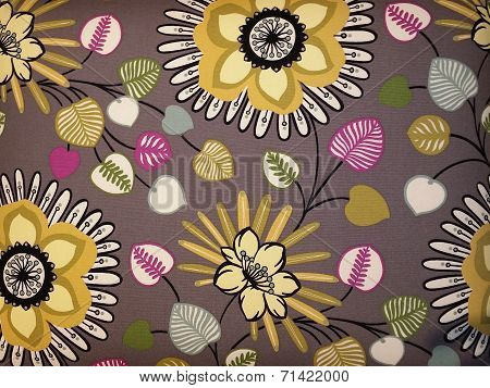 Modern Floral colors
