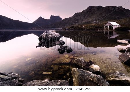 Lago de pomba