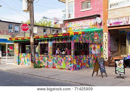 Big Fat Burrito - Kensington Market