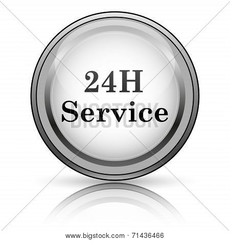 24H Service Icon