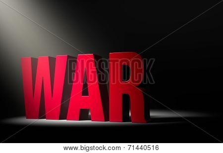 Spotlight On War