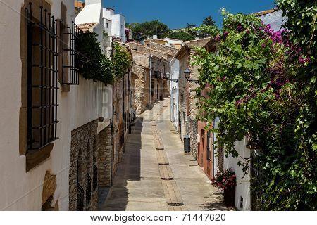 Begur Street View