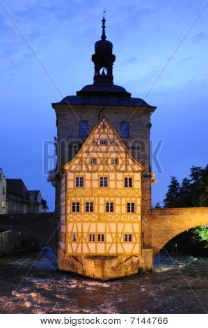 city hall Bamberg