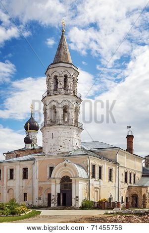 Monastery Of Sts. Boris And Gleb, Torzhok