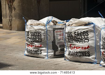 Los Sacos Marrones - Barcelona