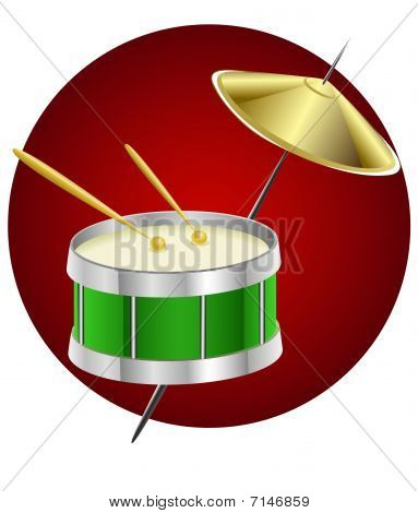 drum music instrument