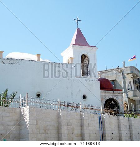 Jaffa The Coptic Orthodox Church 2011