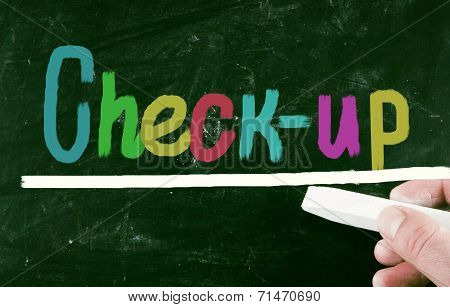 Checkup Concept