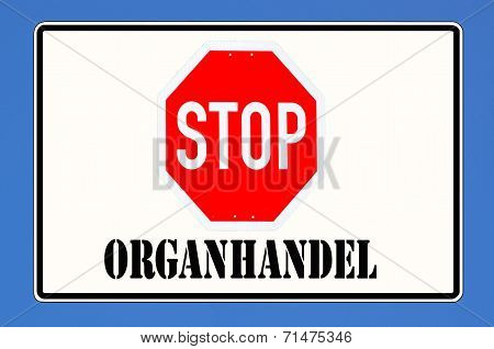 Stops Organ Trafficking