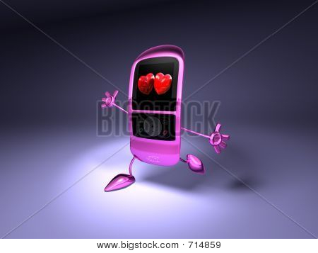 Mobile Phone Love