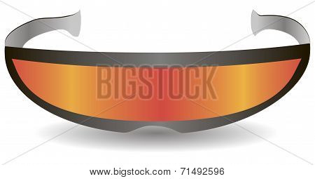 Modern Sports Sunglasse