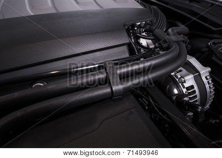 Modern Vehicle Engine