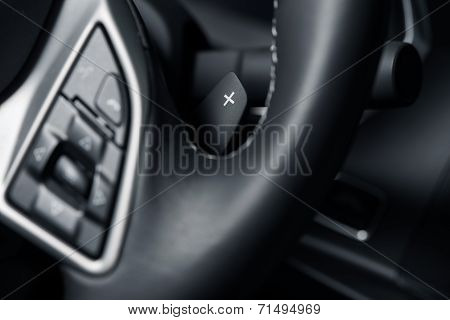 Paddle Shift Gearbox