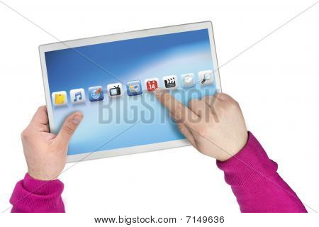 Touch Screen Computer