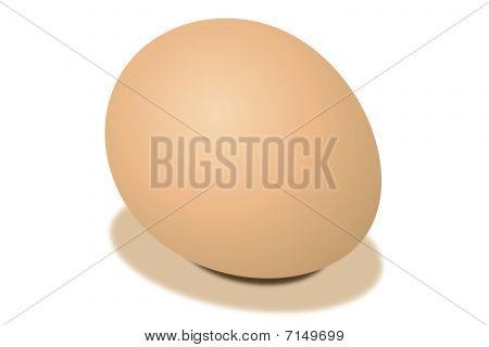 3D egg