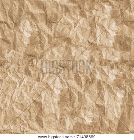 Crumpled Seamless Paper