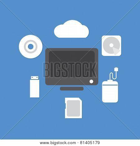 Backup Device.