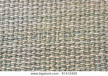 Texture of woven straw