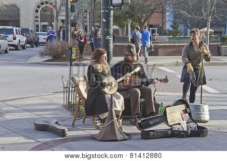 Downtown Street Music
