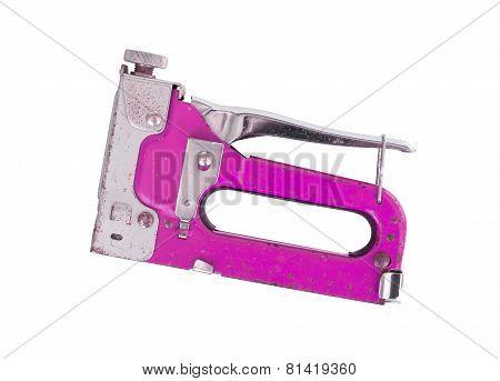 Construction Hand-held Stapler