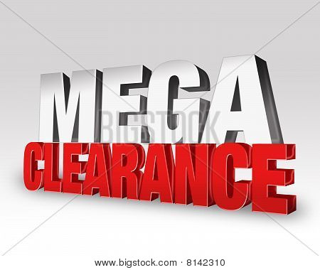 Mega Clearance