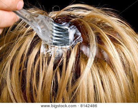 Hair Dyeing