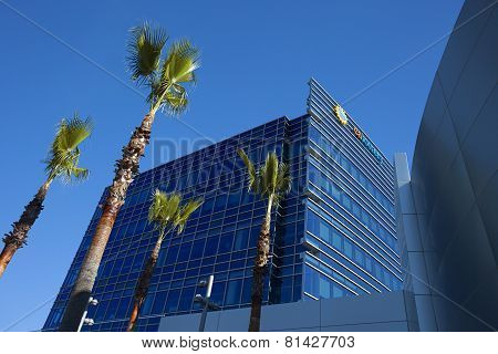 California State Lottery Headquarters