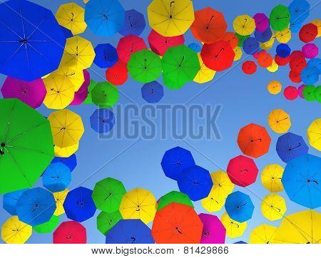 Colorful Umbrellas II