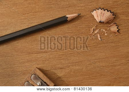 PENCIL SHARPENING