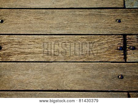 Deck Board Background