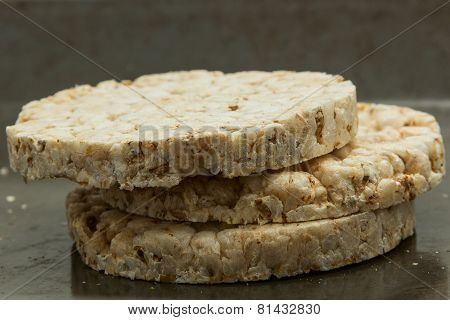 Rice Cakes (waffles