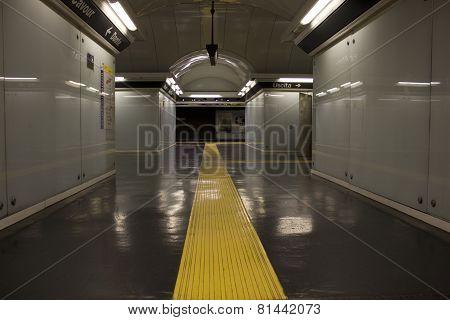 Naples Underground, Museo Station