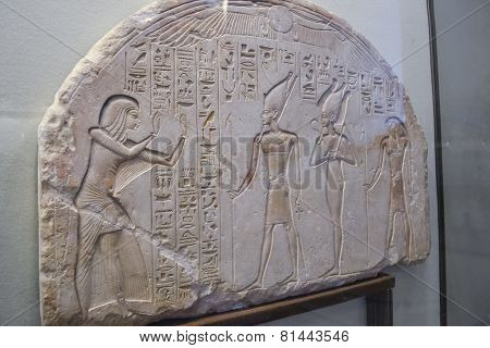 Artifact of ancient Egypt