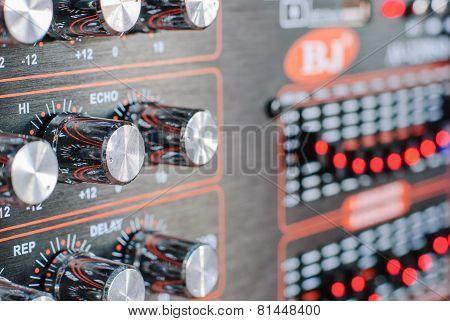 Sound Volume Controls