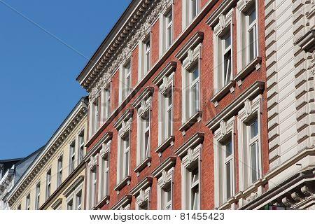 Hamburg Apartment Buildings