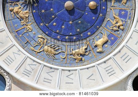 Astronomical Clock of Venice