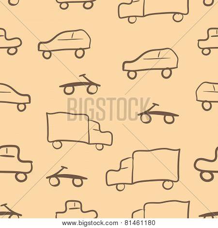 Transport seamless texture