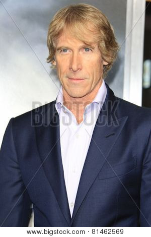 LOS ANGELES - JAN 27:  Michael Bay at the