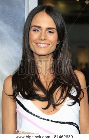 LOS ANGELES - JAN 27:  Jordana Brewster at the